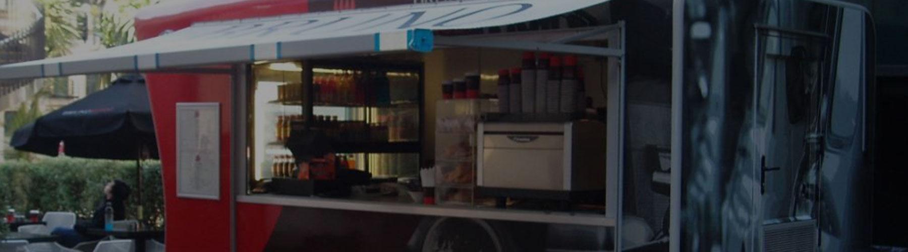 Custom Food Trailers